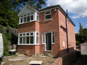 Wired New detached house in Wortley