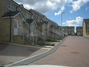 Wired 64 houses in Batley
