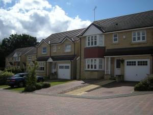 Wired 18 houses in Driglington